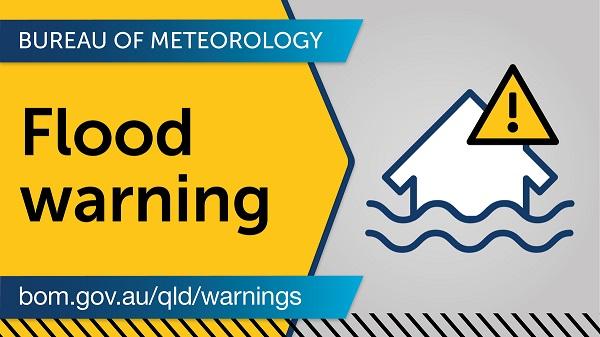 Australie, de fortes inondations dans le nord du pays - Crédit photo : Official Bureau of Meteorology account for Queensland