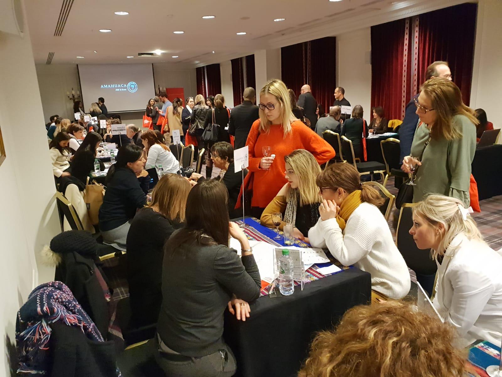 Le workshop a fait salle comble le 31 janvier dernier - DR