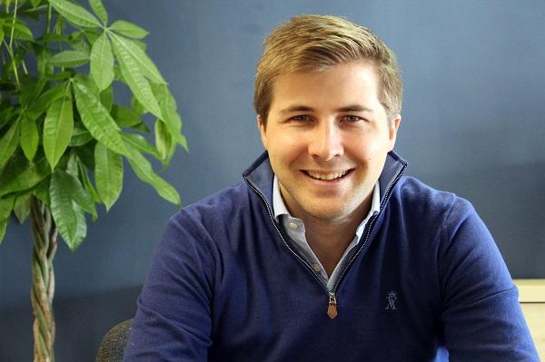 Pour Alexandre Guinefolleau en 2019, Amenitiz doit remplir plusieurs objectifs : levée de fonds, la data, doubler les clients et conquérir les développeurs - Crédit photo : Amenitiz