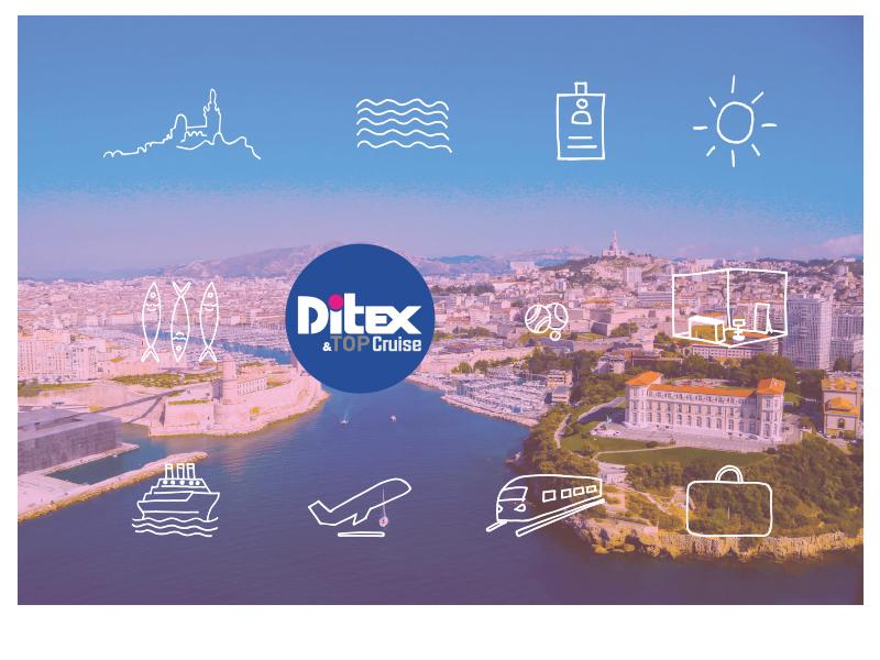 Près de 25 nouveaux exposants seront présents au DITEX les 27 et 28 mars 2019 à Marseille - DR TMEvents