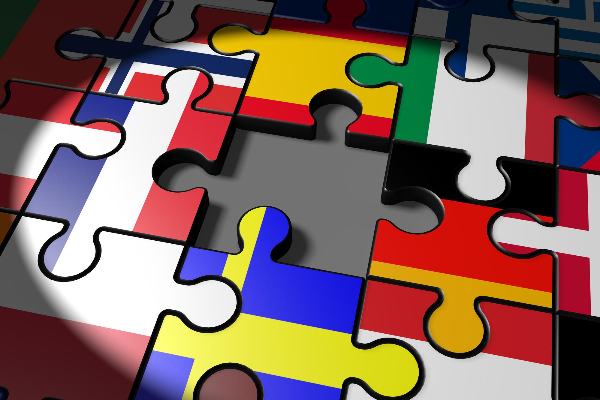 La pièce manquante du puzzle européen... /crédit Deposit Photo