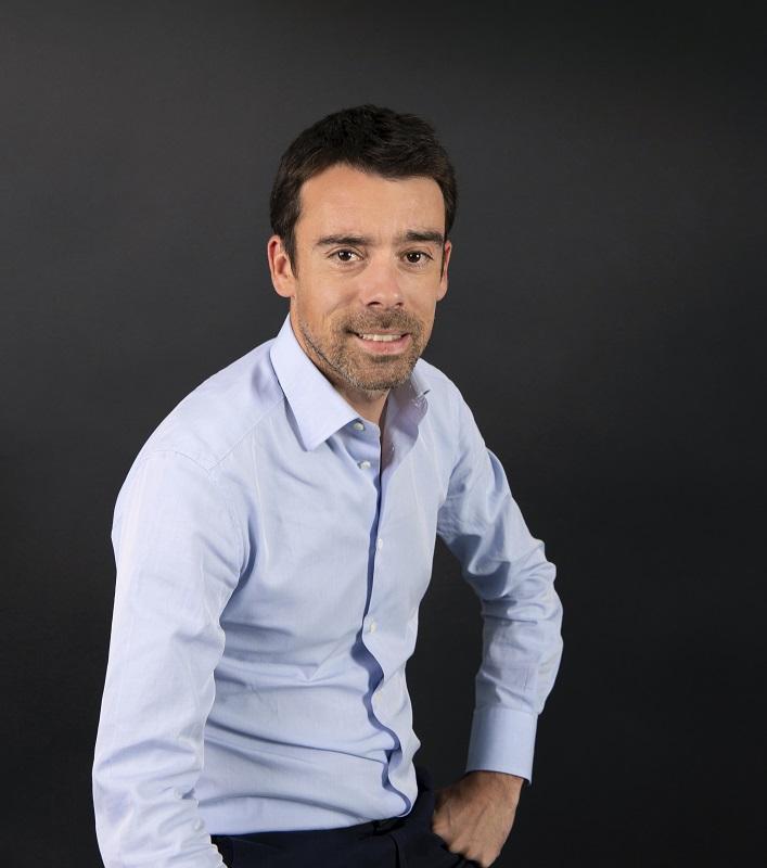 Antoine Giraud, nouveau directeur commercial - DR : Groupcorner