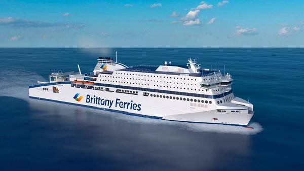 Brittany Ferries : la compagnie distinguée pour son service client - Crédit photo : Brittany Ferries
