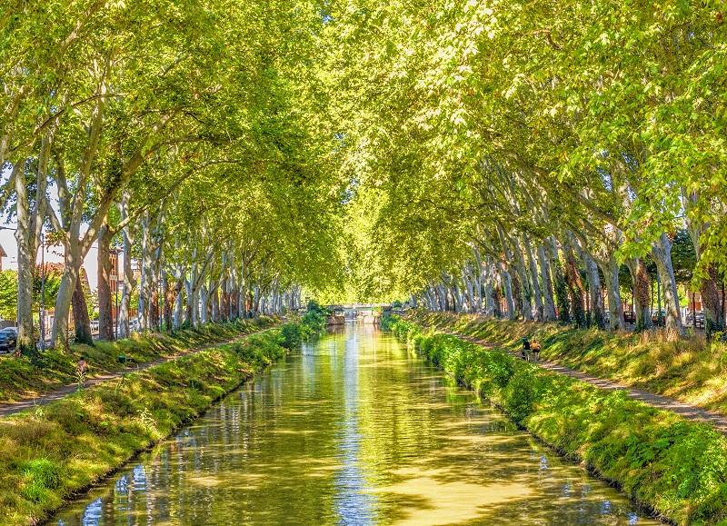 Le secteur situé entre Carcassonne et Marseillette, ainsi que sur le canal de la Robine, ont été les zones les plus impactées par les inondations et ont nécessité divers travaux - Photo DepositPhotos gianliguori