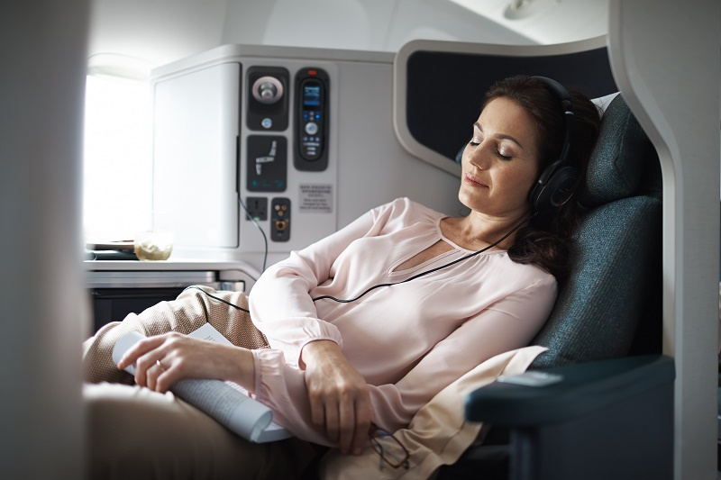 Cathay Pacific propose des tarifs promos pour sa classe affaires- DR Cathay Pacific