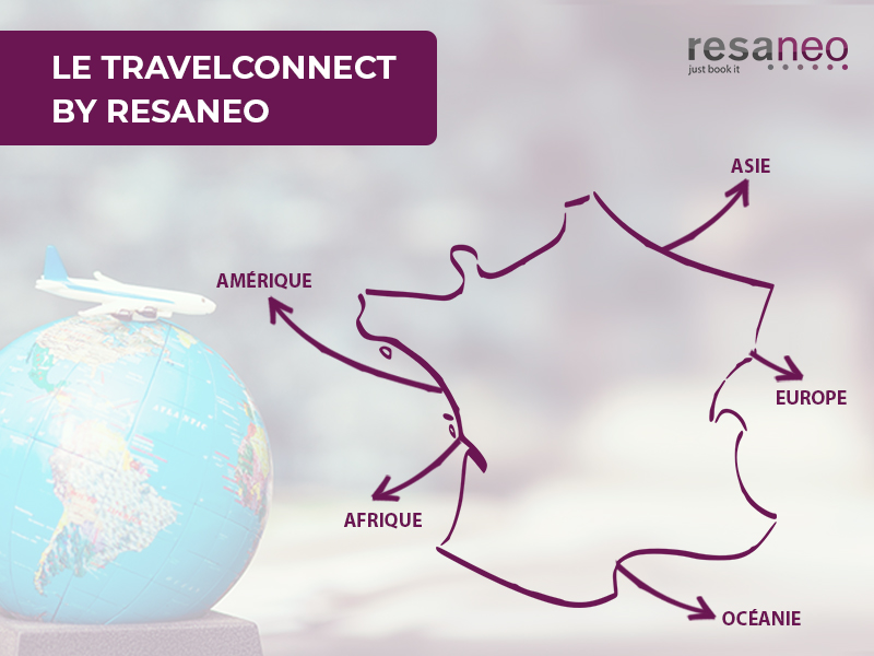 TravelConnect by Resaneo