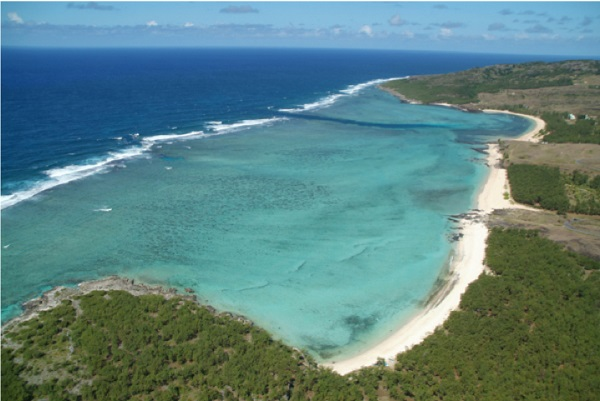 Air Austral annualise son vol vers l'île de Rodrigues - Crédit photo : Air Austral