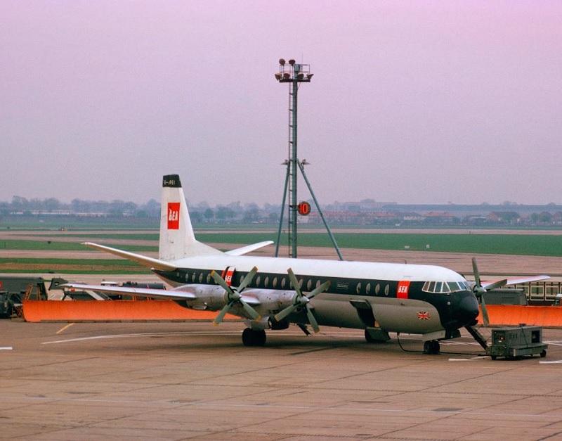 Pour célébrer son centième anniversaire, British Airways repeindra un Airbus 319 avec la livrée historique British European Airways - DR : British Airways