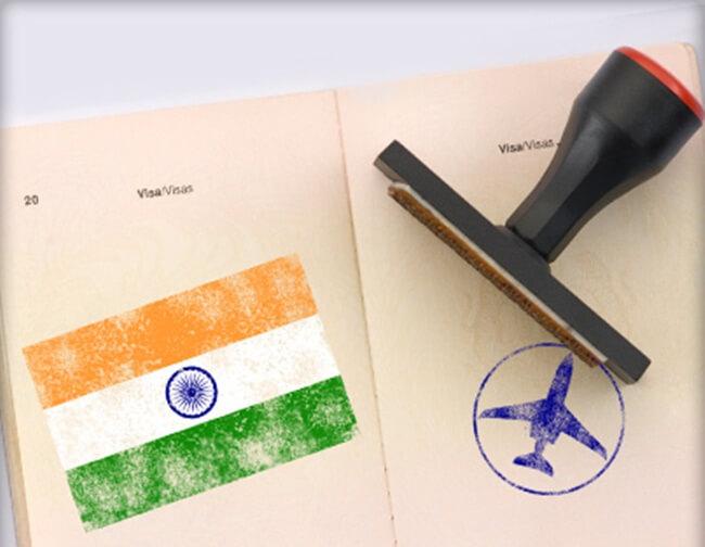 Le prix du visa indien s'envole... - DR