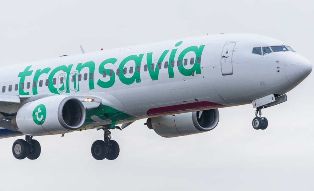 L'année 2019 devrait être synonyme pour la compagnie low cost de décision sur le renouvellement de sa flotte © Transavia