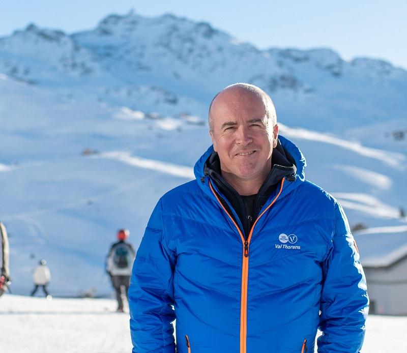 Vincent Lalanne prend la suite de Grégory Guzzo à la tête de l'Office du tourisme de Val Thorens - DR : OT Val Thorens