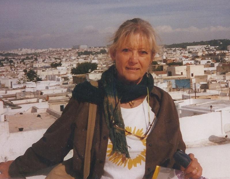Michèle Sani écrit depuis 2007 pour TourMaG.com. Elle a notamment couvert tous les événements en Tunisie depuis le Printemps arabe - DR : M.S.