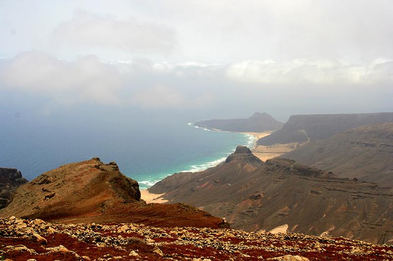 Permettre au touristes de s'arrêter quelques heures ou quelques jours au Cap-Vert en transit entre l'Europe et l'Amérique du Sud : voilà le pari d'Icelandair © JDL