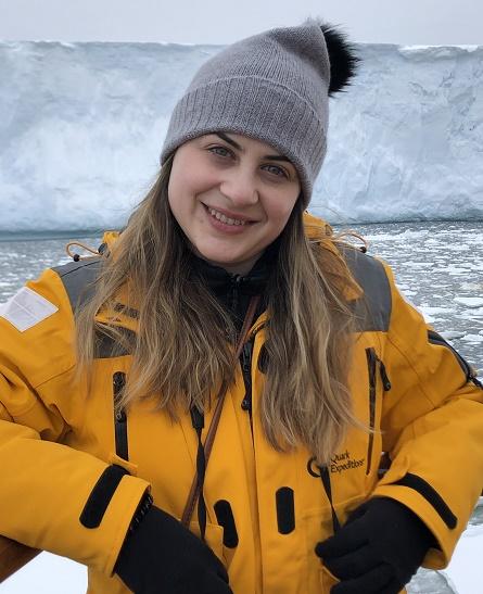 Laurence Deloison va couvrir le terrain pour affirmer la présence de Quark Expeditions dans les agences de voyages en 2019 - Crédit photo : Quark Expeditions