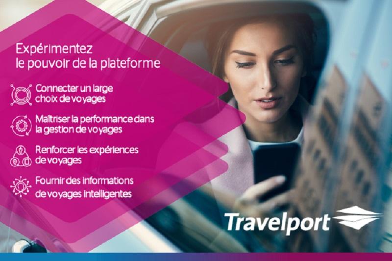 Expérimentez le pouvoir de la plateforme Travelport - Cliquez sur la photo
