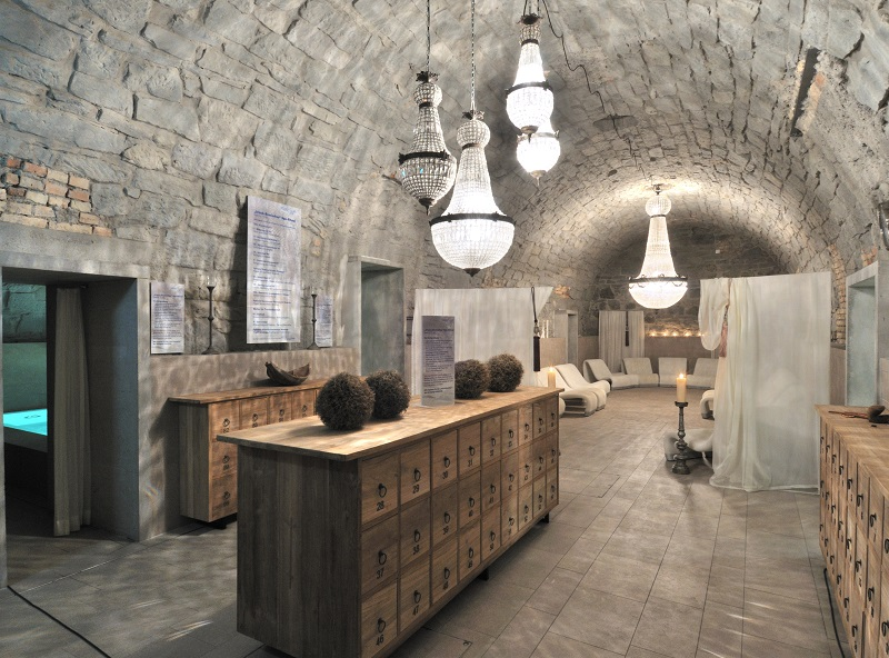 A Zurich, Thermalbad reste une expérience unique - DR : Thermalbad & Spa