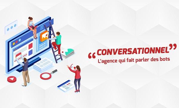 Conversationnel : l'agence qui donne de la voix et de l'émotion au chatbot - Crédit photo : Conversationnel