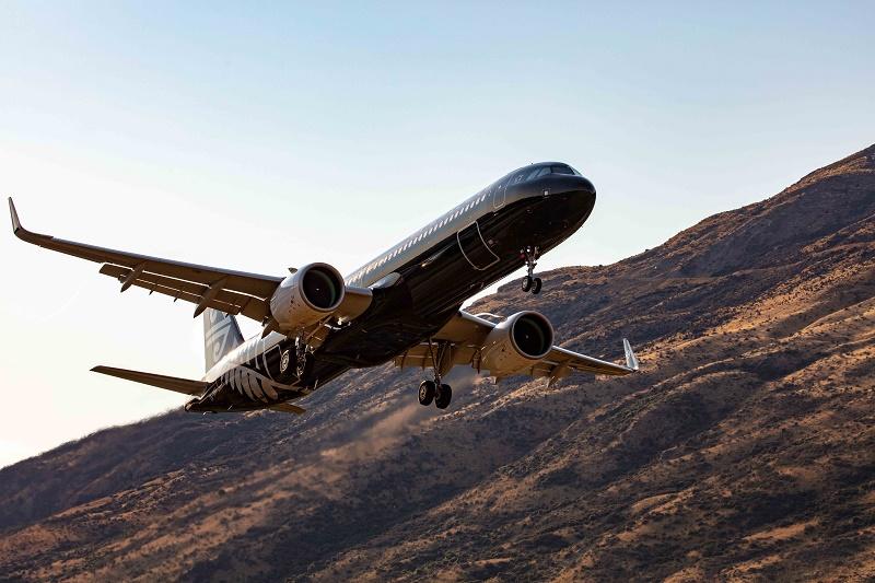 L'A321neo d'Air New Zeland - DR