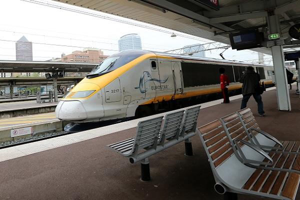 """Grève des douaniers : Eurostar annule deux trains et annonce """"des retards importants"""" - Crédit photo : ML"""