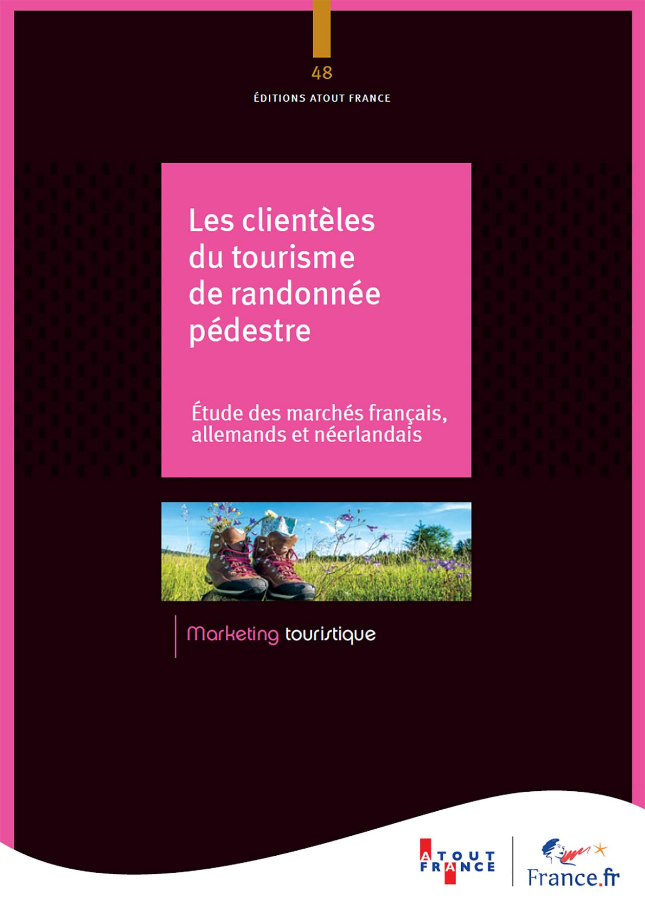 Atout France publie une étude sur la randonnée pédestre