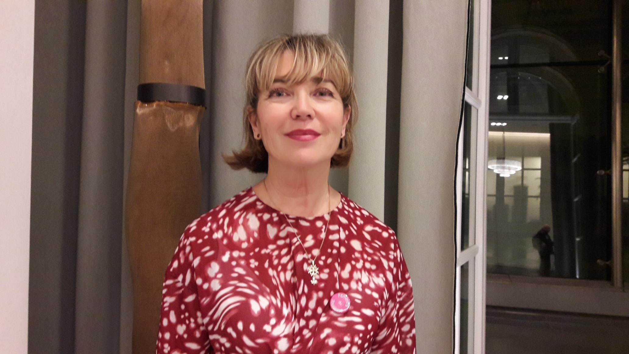 Christine Giraud, directrice des ventes agences chez Avis, est la nouvelle présidente de l'association Femmes du Tourisme - DR : M.S.
