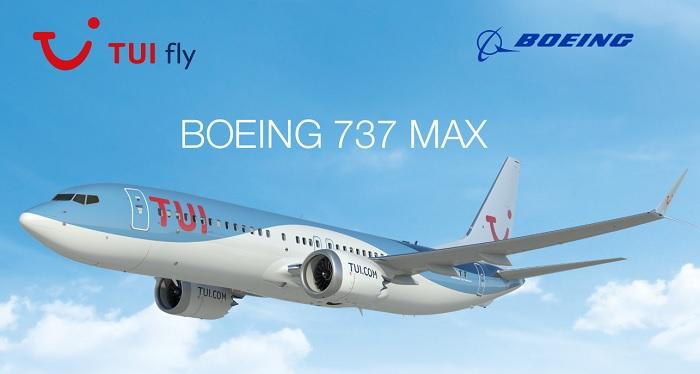 TUI Group suspend les vols de ses B737 MAX 8
