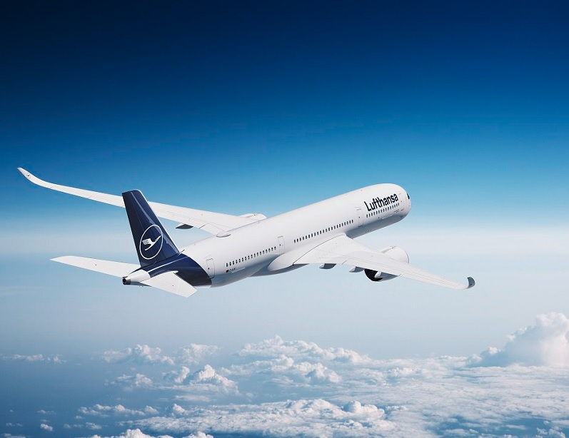 Encore une belle année pour Lufthansa en 2018, malgré des résultats financiers un peu en-deçà des prévisions - DR : Twitter Lufthansa