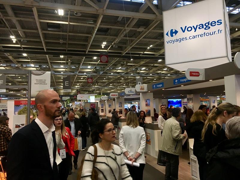 Espagne, Tunisie, Egypte font partie des destinations plébiscitées de ce rendez-vous du tourisme - DR : C.L.