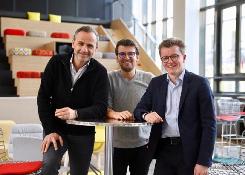 A gauche, Bruno Calvo et Benjamin Leiba, cofondateurs de Badakan - DR : Badakan