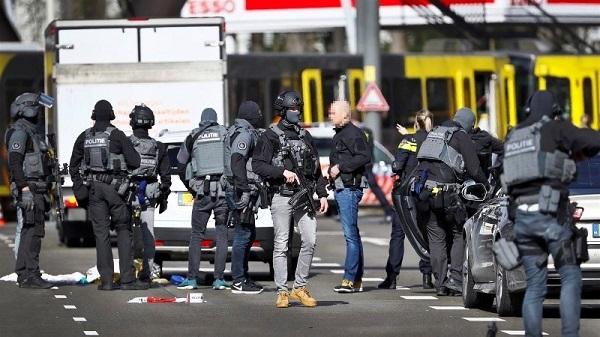 """Utrecht : """"un éventuel motif terroriste"""" dans des fusillades ayant fait au moins un mort - Crédit photo : Politie Utrecht"""