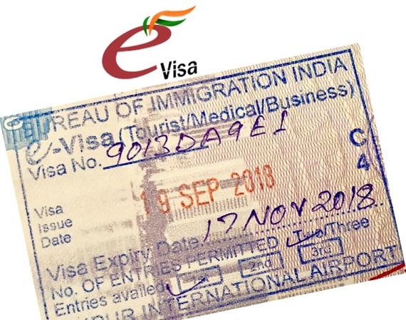 Inde: L'e-Visa évolue