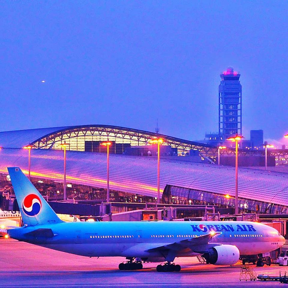 A gagner : 2 billets A/R en classe économique au départ de Paris CDG et valables sur tout le réseau ainsi que 9 autres lots. - Photo Korean Air