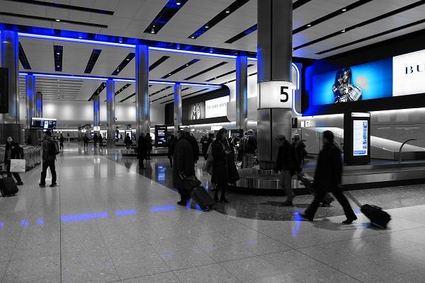 Amadeus fait l'acquisition d'ICM pour automatiser les aéroports - Crédit photo : Pixabay, libre pour usage commercial