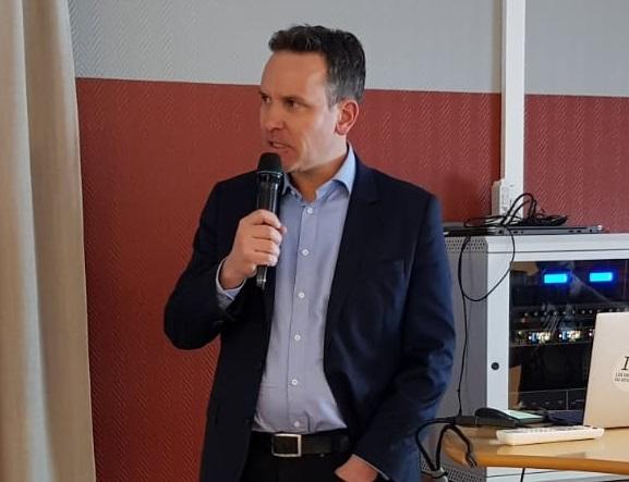 Lionel Rabiet - DR CE