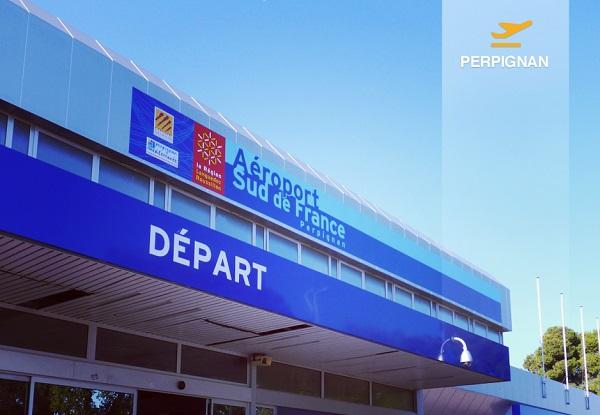 L'aéroport de Perpignan digitalise ses parkings avec TravelCar - Crédit photo : Aéroport de Perpignan