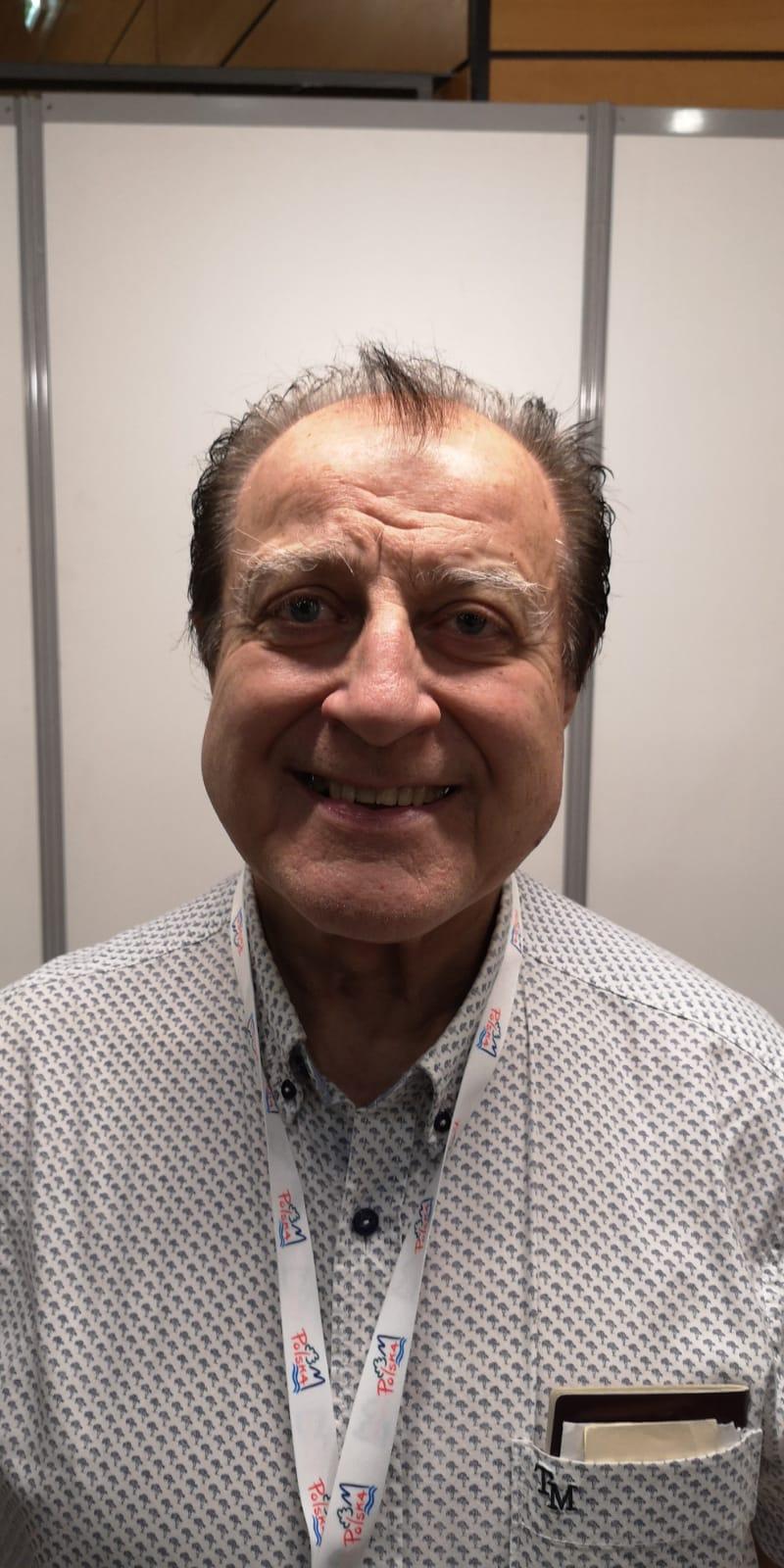 Jean Michel JULOUX, fondateur de Savanna Tours /crédit photo DR