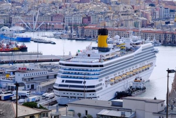 Costa Croisières va construire un nouveau terminal à Gênes