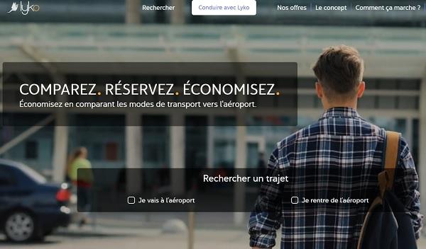 Lyko souhaite devenir l'agrégateur des transferts d'aéroport