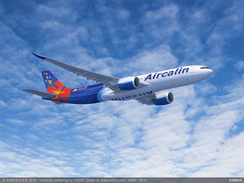 L'A330neo offre des performances aérodynamiques améliorées avec une envergure allongée - DR : Airbus