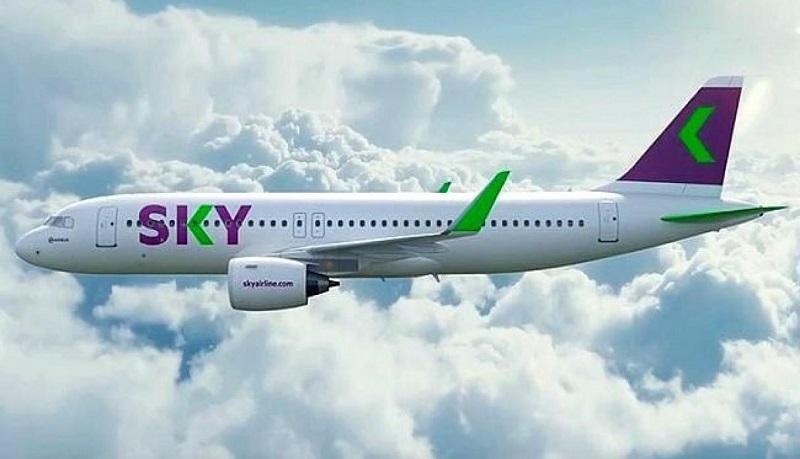 Sky Peru proposera 7 nouvelles lignes à partir du 8 avril, au départ de Lima : Pucallpa, Iquitos, Piura, Trujillo, Cusco, Tarapoto et Arequipa - DR : Sky Peru