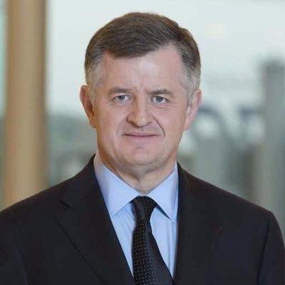 Le Président de la République envisage de renouveler Augustin de Romanet en qualité de PDG d'ADP - DR : Twitter Augustin de Romanet