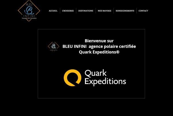 Production, nouveaux produits, notoriété... Bleu Voyages déborde de défis en 2019 - Crédit photo : Bleu Infini