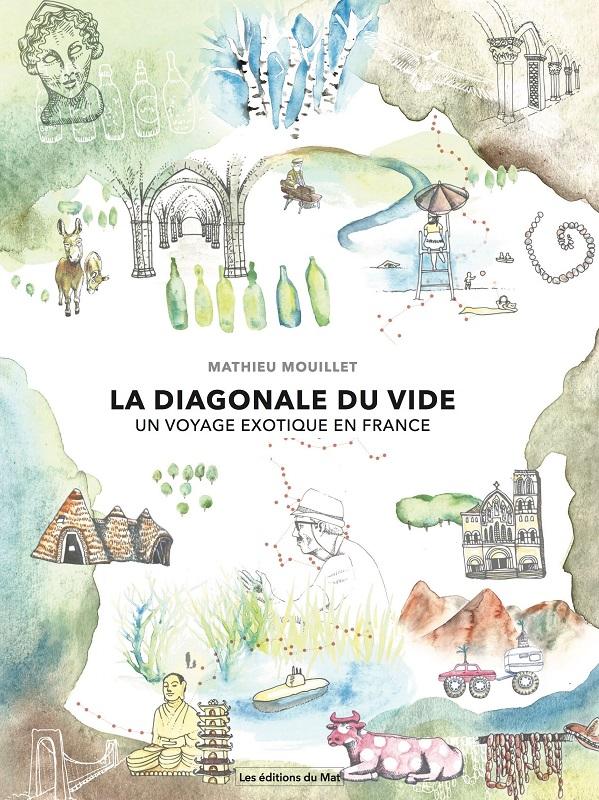 Le livre est sorti en mars 2018 - DR : Mathieu Mouillet