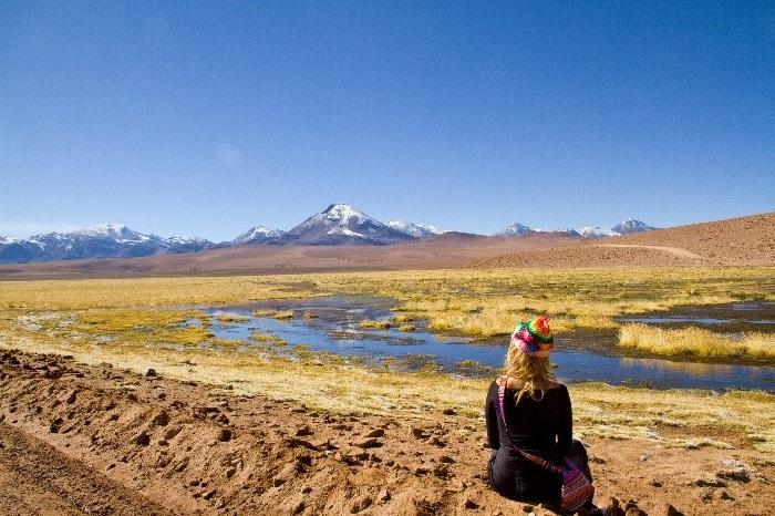 Désert d'Atacama ©Carlo Sánchez