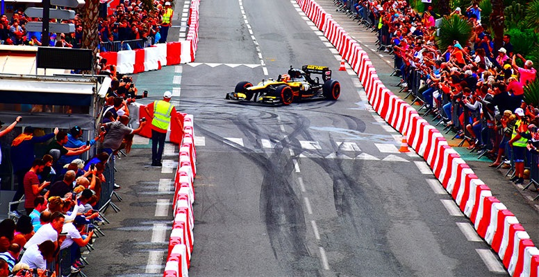 Une grande tournée du Grand Prix de France traversera 6 régions et 15 villes - DR GP de France