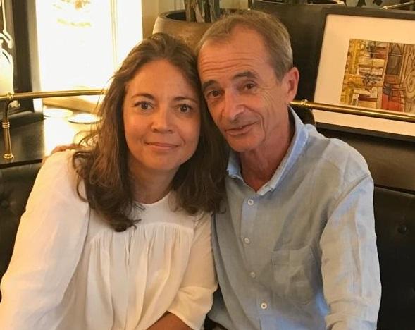 Anne Bouferguène et Dominique Gobert - DR