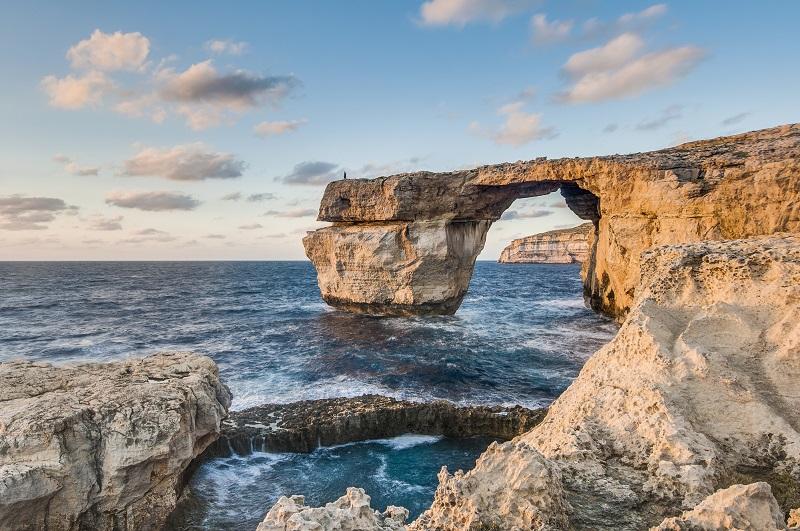La petite île de Gozo est un paradis de la plongée et lieu connu depuis la plus haute antiquité. Depositphotos.com Auteur AnibalTrejo
