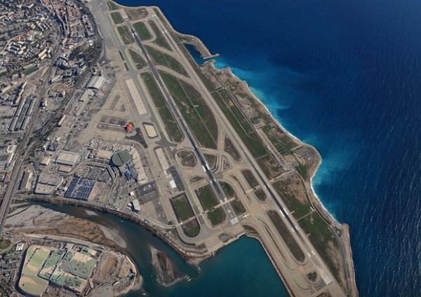Aéroport de Nice : le SCARA applaudit la baisse des tarifs - Crédit photo : © Nice-Côte d'Azur FB