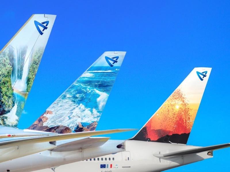 Ces modifications capitalistiques surviennent alors que la compagnie poursuit la construction de son partenariat stratégique de grande ampleur avec sa voisine d'Air Madagascar © Air Austral