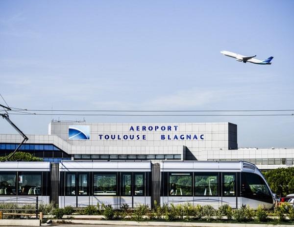Aéroport de Toulouse : la fréquentation en forte hausse en mars 2019 - Crédit photo : Aéroport de Toulouse